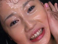 Compilation of the hottest bukkake videos with Japanese girls
