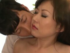 Married Asian minx loves cheating with younger guys