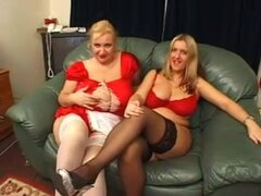 BRITISH BBW MATURES GET FUCKED - Free Porn   Sex Video - Threesome, Bbw, Curvy, Amateur, Blowjob Por