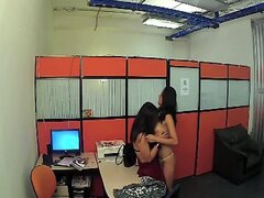 Latina spy cam