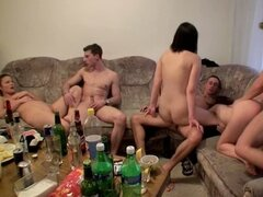 After The Tests We Had A College Sex Party
