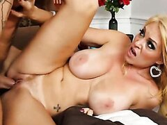 Charlee Chase - hot MILF with big tits...