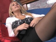 Alanah rae shows you how to undress