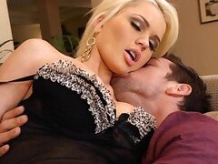 Blistering Alexis Ford seduces this tasty hunk