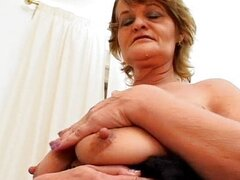 Horny mature wife with a loves