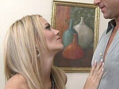 Sophia in the office's fuck