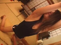 Japanese slave is abused and played with