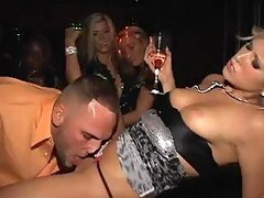 Hot Blonde Is Fucked Like Never Before In A Sex Party
