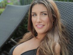 Hardcore August Ames fuck with Danny Mountain