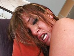 Tory Lane milking two rods